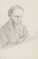 Sir Edward Coley Burne-Jones, 1st Bt, by George James Howard, 9th Earl of Carlisle - NPG 5276