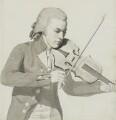 Charles Rousseau Burney, by Edward Francisco Burney - NPG 1860