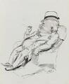 Edward Levy-Lawson, 1st Baron Burnham, by Harry Furniss - NPG 3433