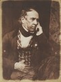 James Glencairn Burns, by David Octavius Hill, and  Robert Adamson - NPG P6(50)