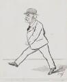 John Elliott Burns, by Sir Francis Carruthers Gould ('F.C.G.') - NPG 2826