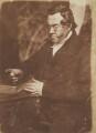 William Hamilton Burns, by David Octavius Hill, and  Robert Adamson - NPG P6(86)