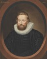 Sir Charles Caesar, copy by George Perfect Harding, after  Unknown artist - NPG 2402