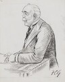 Sir Henry Campbell-Bannerman, by Sir Francis Carruthers Gould ('F.C.G.') - NPG 2831