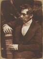Abraham Capadose, by David Octavius Hill, and  Robert Adamson - NPG P6(26)