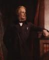Edward Cardwell, Viscount Cardwell, by George Richmond - NPG 767