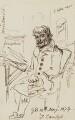 Thomas Carlyle, by Sir George Scharf - NPG 2794