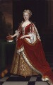 Caroline Wilhelmina of Brandenburg-Ansbach, after Sir Godfrey Kneller, Bt - NPG 529