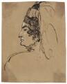 Caroline Amelia Elizabeth of Brunswick, by Sir George Hayter - NPG 2662(1)