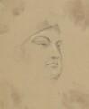 Caroline Amelia Elizabeth of Brunswick, by Sir George Hayter - NPG 2662(5)