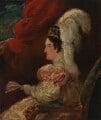 Caroline Amelia Elizabeth of Brunswick, by Sir George Hayter - NPG 4940