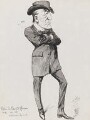 Edward Henry Carson, 1st Baron Carson, by Harry Furniss - NPG 3347
