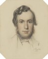 Francis Stephen Cary, by James Hayllar - NPG 3896