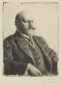 Sir Ernest Joseph Cassel, by Anders Leonard Zorn - NPG 3995