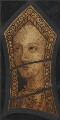 Unknown woman, formerly known as Katherine of Aragon, by Wilfred Drake - NPG 2421