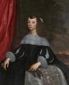 Catherine of Braganza, by or after Dirk Stoop - NPG 2563