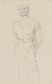 (Frederic) Rudolph Lambart, 10th Earl of Cavan, by John Singer Sargent - NPG 2908(3)