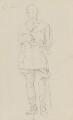 (Frederic) Rudolph Lambart, 10th Earl of Cavan, by John Singer Sargent - NPG 2908(9)
