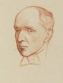 Edgar Algernon Robert Gascoyne-Cecil, 1st Viscount Cecil of Chelwood, by Sir William Rothenstein - NPG 4769