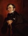John James Chalon, by John Partridge - NPG 4230