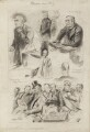 Debate on the Indian Council Cotton Duties, by Sydney Prior Hall - NPG 2307