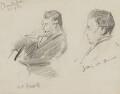 Joe Chamberlain, by Sydney Prior Hall - NPG 2330