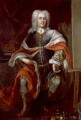 James Brydges, 1st Duke of Chandos, by Herman van der Myn - NPG 530