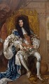 King Charles II, attributed to Thomas Hawker - NPG 4691