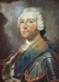 Prince Charles Edward Stuart, after Maurice Quentin de La Tour - NPG 2161