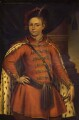 Unknown man, formerly known as Prince Charles Edward Stuart, by Unknown artist - NPG 1929