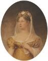 Princess Charlotte Augusta of Wales, by Richard Woodman - NPG 206