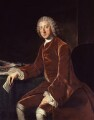 William Pitt, 1st Earl of Chatham, studio of William Hoare - NPG 1050