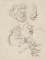 G.K. Chesterton, by Sir David Low - NPG 4529(83)