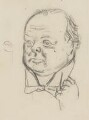 Winston Churchill, by Sir David Low - NPG 4529(84)