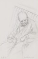 Winston Churchill, by Juliet Pannett - NPG 4474