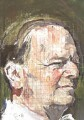 Kenneth Clark, Baron Clark, by Graham Vivian Sutherland - NPG 5244