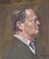 Kenneth Clark, Baron Clark, by Graham Vivian Sutherland - NPG 5243