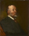 Sir Andrew Clark, 1st Bt, by George Frederic Watts - NPG 1003