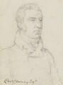 Charles Clavering, by Sir George Hayter - NPG 883(7)