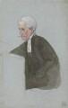 Sir Anthony Cleasby, by Sir Leslie Ward - NPG 2897