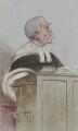 Sir Anthony Cleasby, by Sir Leslie Ward - NPG 2701