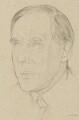 Arthur Clutton-Brock, by Sir William Rothenstein - NPG 4770