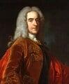 Richard Temple, 1st Viscount Cobham, after Jean Baptiste van Loo - NPG 286