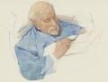 Sir Sydney Cockerell, by Dorothy Hawksley - NPG 4324