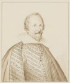 John Colepeper, 1st Baron Colepeper, copy attributed to George Perfect Harding, after  Unknown artist - NPG 2666