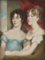 Sara Coleridge; Edith May Warter, by Edward Nash - NPG 4029