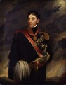 Stapleton Cotton, 1st Viscount Combermere, by Mary Martha Pearson (née Dutton) - NPG 351