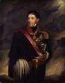 Stapleton Cotton, 1st Viscount Combermere, by Mary Martha Pearson (née Dutton) - NPG 351