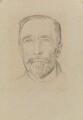 Joseph Conrad, by William Rothenstein - NPG 2207