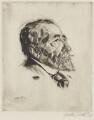 Joseph Conrad, by Walter Tittle - NPG 2482